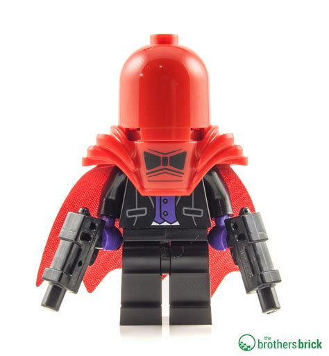 Robin Bell by The Lego Batman Movie Collectible Minifigures Feel Guide