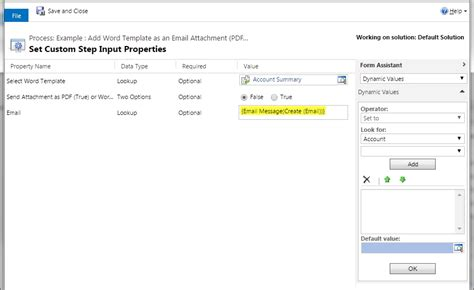 workflow in salesforce pdf crm 2016 word templates gt email as pdf attachment with