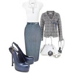 tenues de travail pour femme 24 looks styl 233 s pour aller