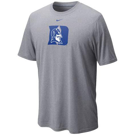 Sweater Hoodie Nike Highquality Bestseller Logos nike s sleeve dri fit duke blue devils t shirt in gray for lyst