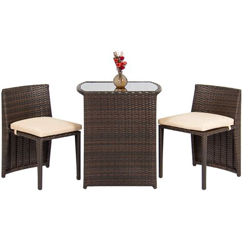 28 196 pplar 214 bar table and 2 bar stools brown stained ikea