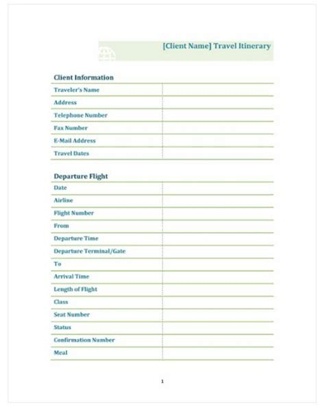 itinerary planner template free 25 best ideas about travel itinerary template on