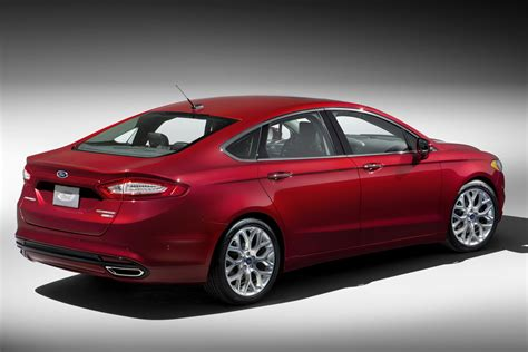 Ford Detroit by Ford Mondeo Detroit Auto Show