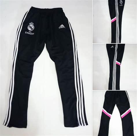 Celana Real Madrid Home 20142015 celana real madrid black 2014 2015 murah jual jaket real madrid home away murah di
