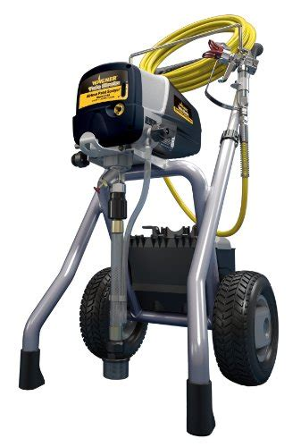 home depot milwaukee paint sprayer wagner 9195 airless stroke piston paint sprayer