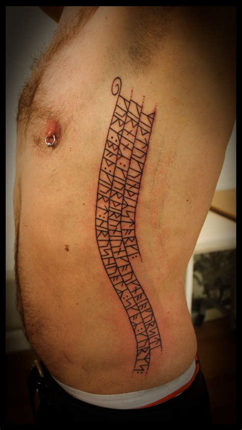 meatshop tattoo handmade runes by meatshop on deviantart