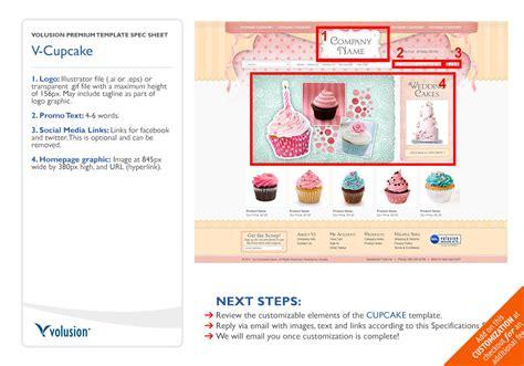 Cupcake Website Template Cake Ideas And Designs Cupcake Website Template