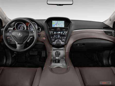2012 acura zdx interior u s news best cars