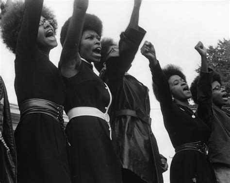 black panther movement 1960s ferguson and community trauma defining peace for