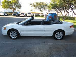 2005 Chrysler Sebring Convertible 2005 Chrysler Sebring Pictures Cargurus
