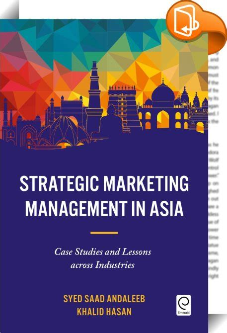 strategic marketing management 9th edition books strategic marketing management in asia syed saad