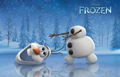 film frozen snowman movies shapeshifters in popular culture