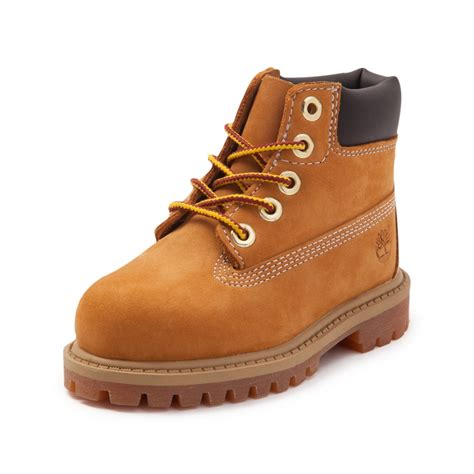 timberland boat shoes toddler toddler timberland 6 classic boot brown 99530064