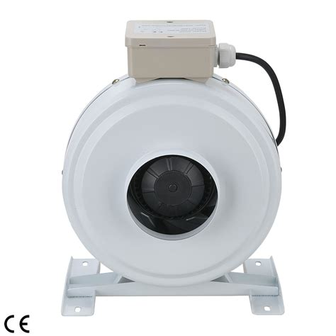 exhaust fan for room 4 quot fan inline centrifugal exhaust vent blower hydroponics