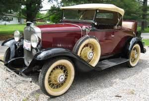 1931 Chevrolet Roadster For Sale 1931 Chevrolet Deluxe Roadster