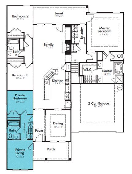 new home floor plan trends latest trend in house design quot a home within a home
