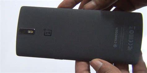 Hp One Plus One Sandstone oneplus one india back cover sandstone black cyanogen logo