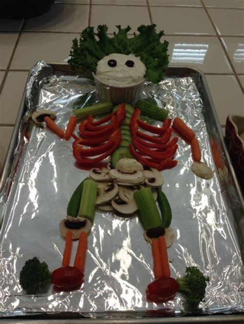 Nurse Themed Cake Decorations Veggie Quot Skeleton Quot At My Nursing Graduation Party