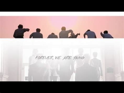 bts young forever lyrics bts 방탄소년단 young forever color coded han rom eng
