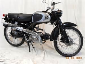 Honda C110 1963 Honda C110 Sport 50 With Title Runs Can Ship Look