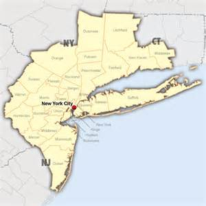 Tri State Map by Printable Map Of New York Tri State Area Pictures To Pin