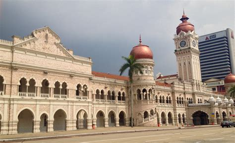 Sultan Abdul Samad Building Essay kuala lumpur photo essay traveling bytes
