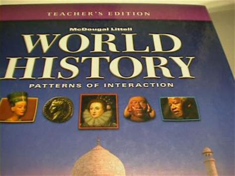 world history pattern of interaction mcdougal littell world history patterns of interaction