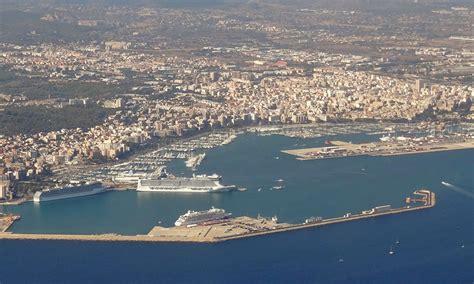 porto palma di maiorca palma de mallorca majorca island spain cruise