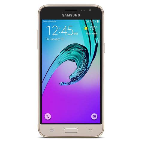 Hp Samsung J3 2016 4g Lte Android J3 6 Bnib Sein Resmi samsung galaxy j3 2016 smartphone works with boost mobile new 887276130873 ebay