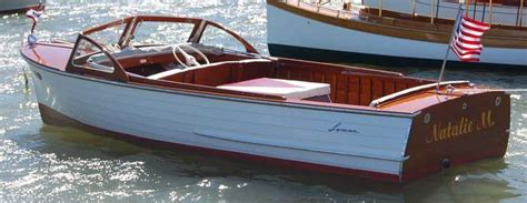 wooden runabout boat builders marine plywood by homestead boatbuilding pinterest