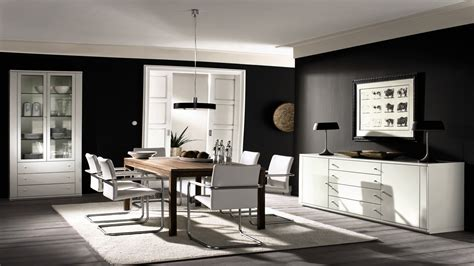 Dining Room Sideboard Best Of Black And White Living Room Has A Clean Modern