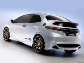 sports car honda civic type r