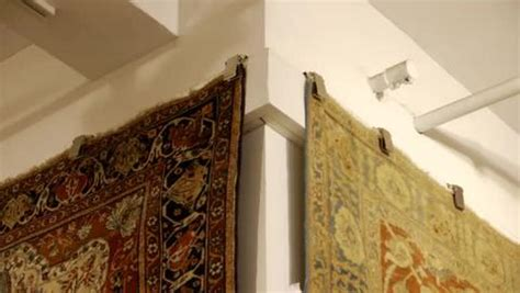 how to hang an rug without damaging it rugknots