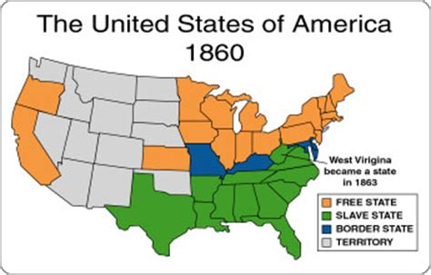 map of the united states slavery ben s guide to u s government for kids grades 6 8 the