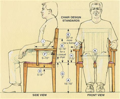 comfortable bench height woodworking must have measurements for comfortable