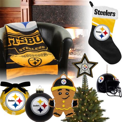 steelers christmas pics pittsburgh steelers ornaments pittsburgh steelers