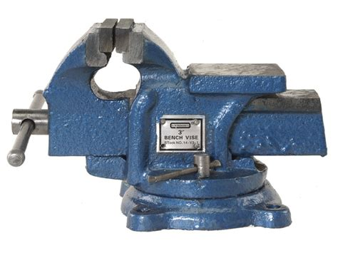 bench vice jaws wisdom heavy duty bench vise 3 jaws mpn 14 v3