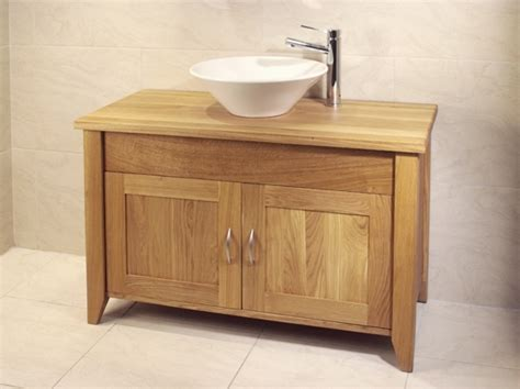 bathroom wash stand oak bathroom double wash stand with 2 doors oak furniture solutions