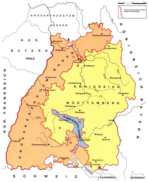 south west germany map map of southwest germany world maps