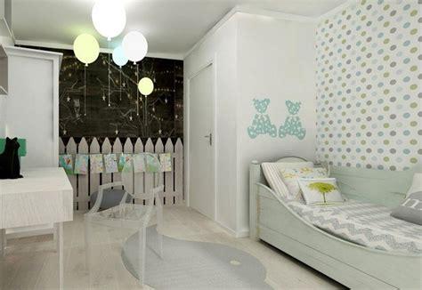 Delightful Idee Couleur Chambre Garcon #11: D%C3%A9co-murale-chambre-enfant-papier-peint-pois-peinture-tableau-noir.jpg