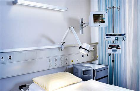 Healthcare Lighting medical exam lights, hospital bed lights, LED bed light