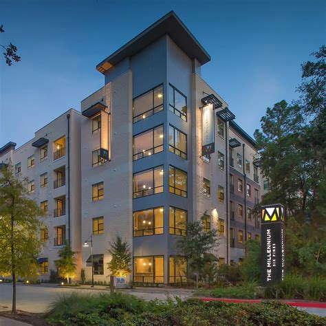 2 bedroom apartments in the woodlands tx apartments the woodlands tx the millennium six pines