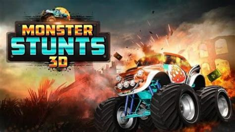 3d monster truck stunt racing monster truck stunt 3d for android free download monster