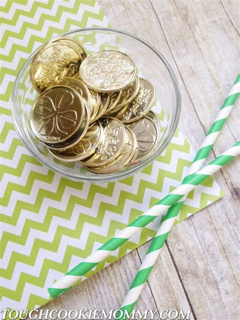 st patricks day game gold coin minute  win  tough