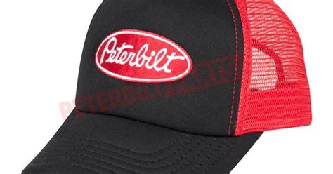 Topi Trucker Costum Dennizzy Clothing petc600256 00 peterbilt trucker cap with foam front panels mesh back cool peterbilt gear