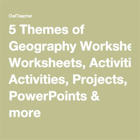 5 themes of geography london 141 best ap human geography images on pinterest