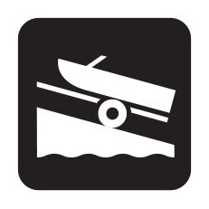 boat launch icon matchedash to georgian bay ontario s lake country paddling