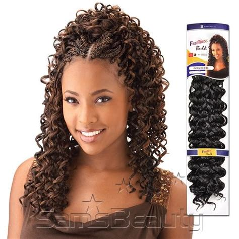 best synthetic hair for crochet braids freetress synthetic hair crochet braids gogo curl