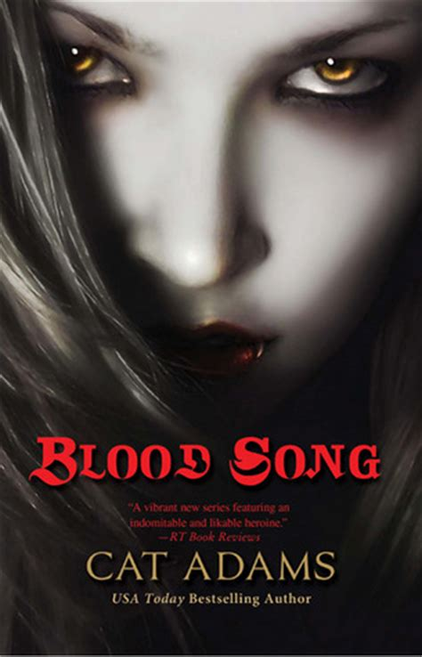 bloody song blood song blood singer 1 by cat reviews