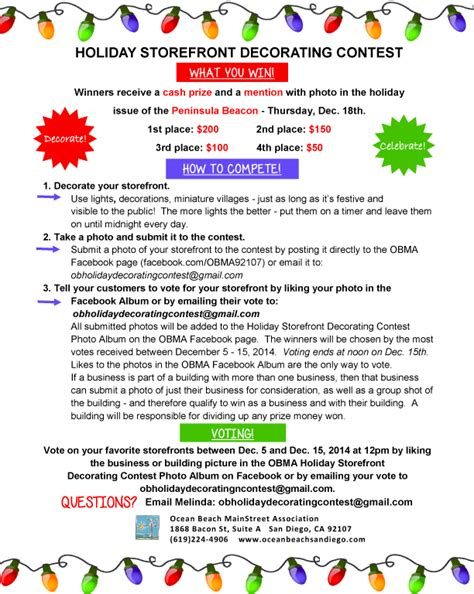 decorating rules christmas decoration competition criteria mouthtoears com